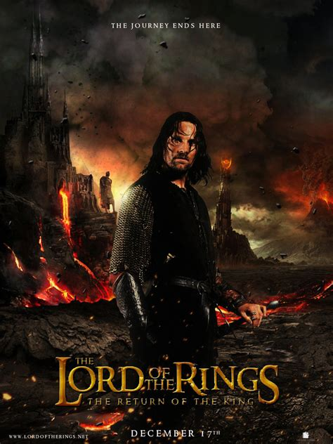 The Lord Of The Rings Return Of The King By Agustin09 On