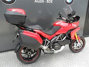 Ducati Multistrada Prix : motos d 39 occasion challenge one agen ducati multistrada 1200 s pack touring ~ Medecine-chirurgie-esthetiques.com Avis de Voitures