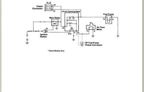 1991 Toyotum Wiring Harnes by 1986 Toyota Truck Wiring Diagram Wiring Diagram