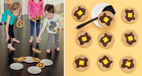 sewing for batteries not required giveaway 849   Pancake Party game