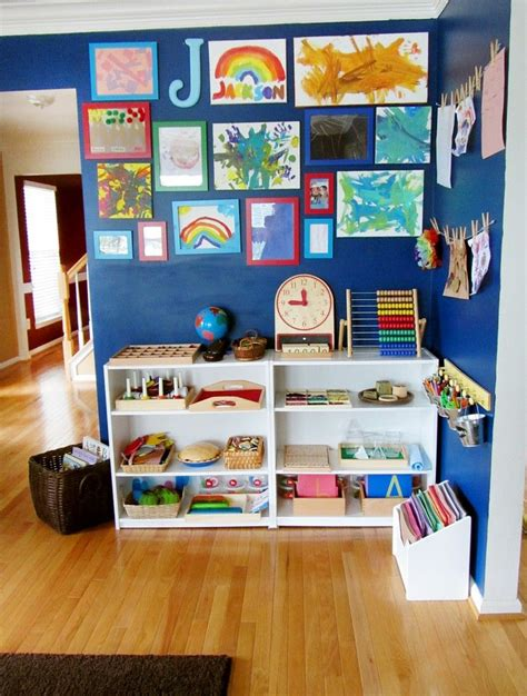 Preschool Bedroom Sets by Our Montessori Classroom I Also The Display Of His