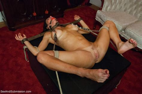Rough bondage sex storyline feature with anal MILF!!! - Pichunter