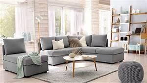 Salon Design Scandinave : table basse blanc style marin ~ Preciouscoupons.com Idées de Décoration