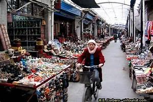 Xian Muslim Quarter Shopping Street XIAN