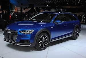 Audi Allroad A4 : detroit 2016 audi a4 allroad quattro gtspirit ~ Medecine-chirurgie-esthetiques.com Avis de Voitures