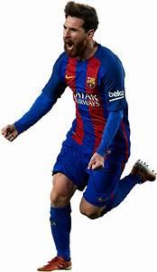 L10 Lionel Messi FC Barcelona Png 2017