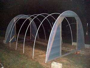 How To Build My 50 Dollar Greenhouse The Door Garden