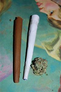 blunt / 'holy joint' / mini nug   The special thing about ...