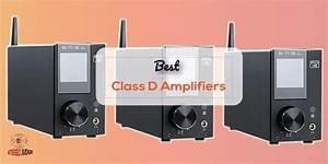 10 Best Class D Amplifiers Of 2019  Guide  U0026 Reviews