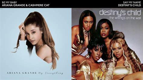 Ariana Grande & Destiny's Child