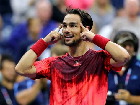 Fabio Fognini: 'I made Rafael Nadal unhappy more times' | Tennis - The Italian player looks forward to face the Spaniard on Friday