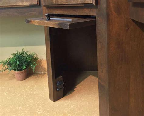Appliance Garage  Corner  Burrows Cabinets Central