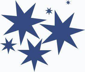 Colorful stars clipart free clipart images - Clipartix