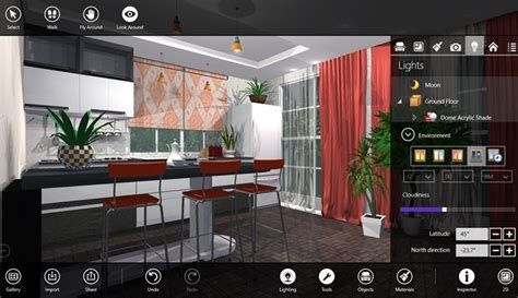 Design Your House With 'live Interior 3d' App For Windows