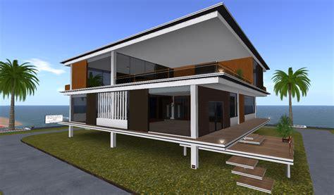 expol villa modern architectural design bobz design