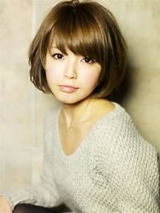 Short Bob Hairstyles with Bangs for Asian Women http ...