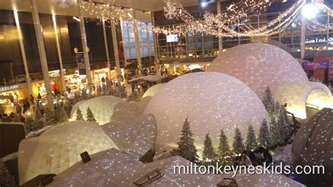 christmas at middleton hall in centre mk milton keynes 2016 milton keynes kids
