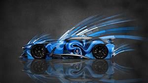 4K Infiniti Vision Gran Turismo Super Abstract Aerography