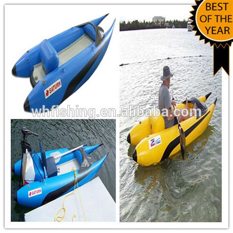 Fishing Pontoon Boat Brands by 2015 Brand New 2 7m Fly Inflatable River Float Tube