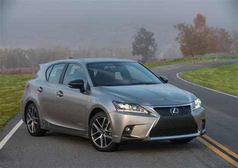 lexus ct200h getting the axe in america carscoops