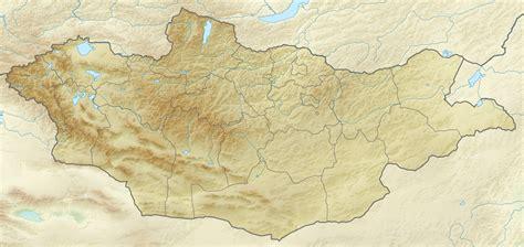 Ģeogrāfiskā karte - Mongolija - 1,200 x 568 Pikselis - 1 ...