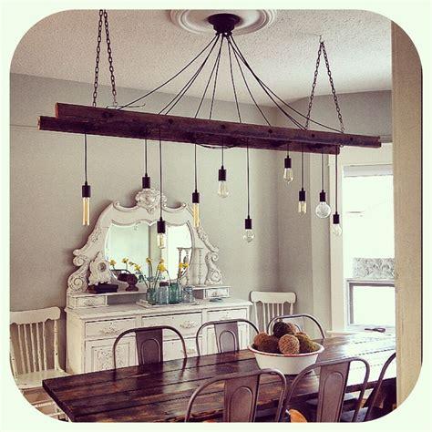 edison dining room lights edison bulb chandelier ladder light industrial lighting