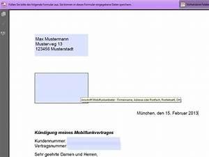 Kündigung Vorlage Pdf : o2 k ndigung vorlage k ndigung vorlage ~ Eleganceandgraceweddings.com Haus und Dekorationen