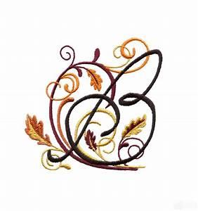 5 best images of cool letter n designs flower design