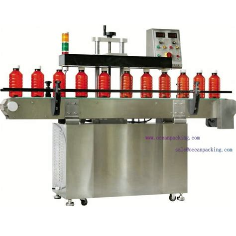 plastic bottle cap sealer machine  water cooling system   alibaba group