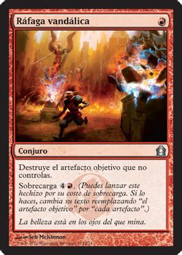 Kitchen Finks Undying by Return To Ravnika Spoiler Rojo Sobre Magic The
