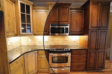 oak kitchen cabinet stain colors popular kitchen cabinet