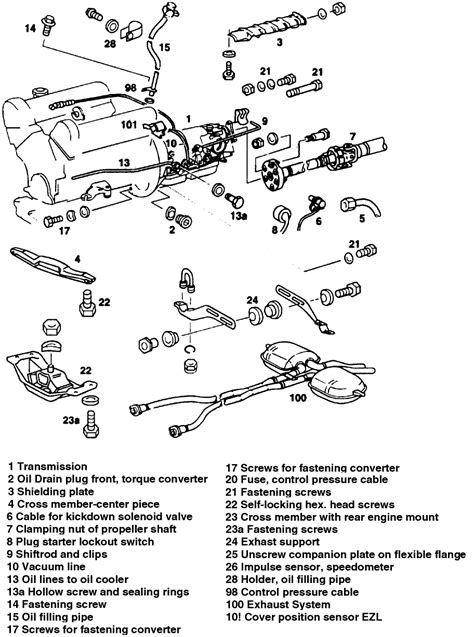 92 mercedes 190e engine diagram 92 get free image about