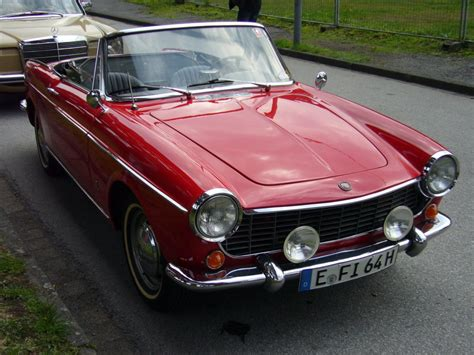 Images For Fiat 1500 S Cabriolet