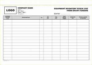 stock inventory forms from gbp60 free inventory form With equipment order form template