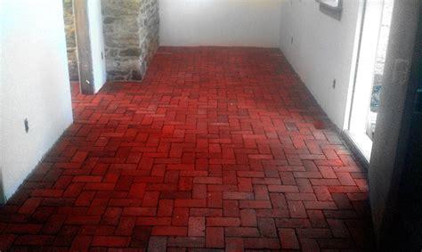 Brick Floors   Brick Flooring in Historic Buildings