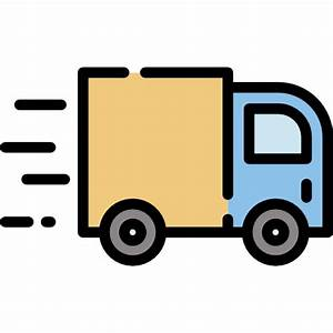 Delivery truck - Free transport icons