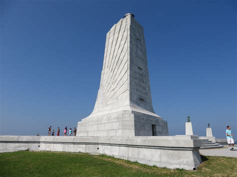 memorial tower wright brothers national memorial kill de