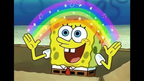 Spongebob Squarepants Imagination Allahu Akbar