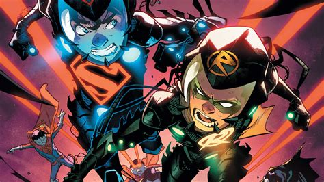 Review: Super Sons #4 - ComiConverse