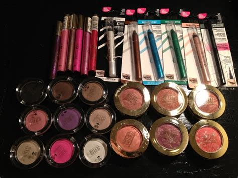 venusocean milani cosmetics summer collection review