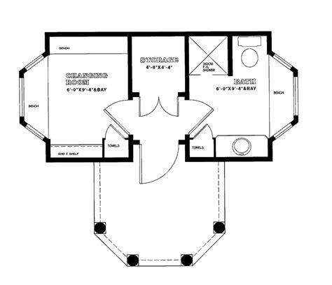 pool house plans free small pool house plans smalltowndjs com