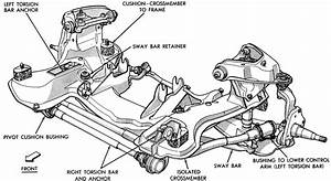 Mazda 5 Sway Bar Diagram