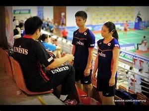 渡辺 勇大/東野 有紗 vs Tinn Isriyanet/P. Chochuwong - Final Viet ...