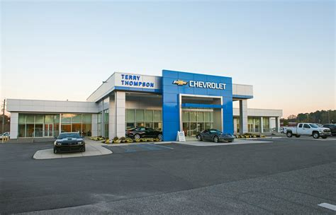 terry thompson chevrolet ben radcliff contractor