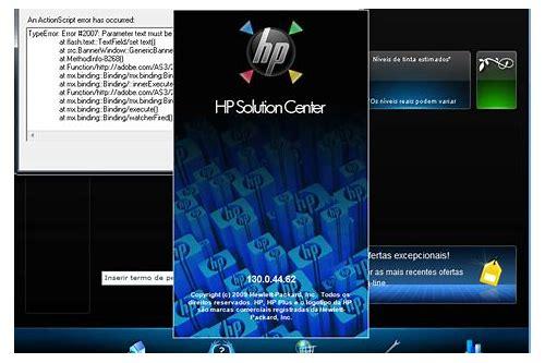 hp scanjet 2400 baixar do software de instalar