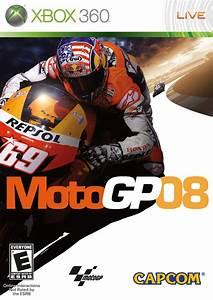 Motogp 08 Xbox 360 Game