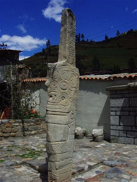 escultura chavin historia cultural