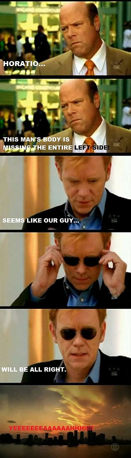 Csi Miami Meme Generator - see through my eyes encounter