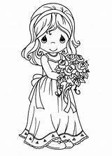 Precious Moments Coloring Pages Maid Easter Princess Moment Honor Getdrawings Friends Printable Mom Colouring Sheets Christmas Books Mermaid Getcolorings Religious sketch template