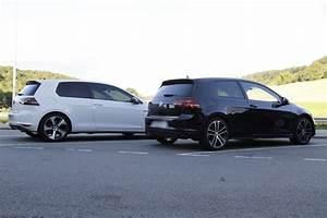 Golf 7 Gtd Noir : agassi golf vii gtd 3 portes bvm6 noir nacr ~ Medecine-chirurgie-esthetiques.com Avis de Voitures